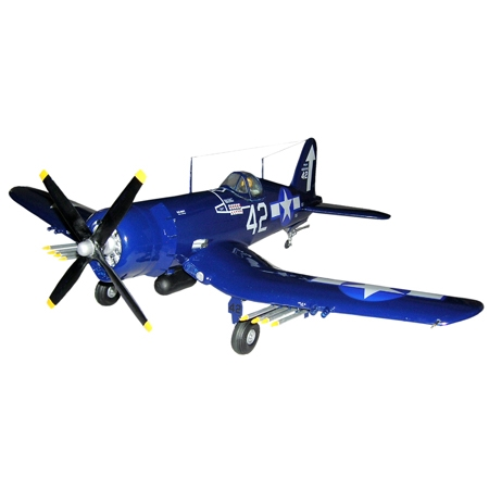 Guillows Vought F4U4 Corsair
