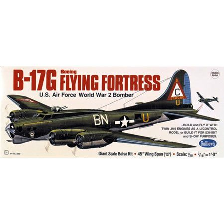 Boeing B17G 1/28 Flying Fortress