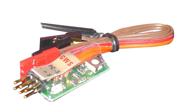 GWS PC-3 Gyro Switch