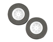 GWS Light Weight Foam Wheel 38mm Diameter 2pk