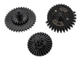 Matrix Steel CNC Airsoft AEG Gear Set (High Speed) / 16:1