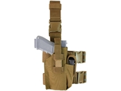 Condor Hard Shell Fast Draw Tactical Holster - (Tan)