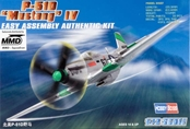 Hobby Boss 1/72 Easy Build P-51D Mustang IV