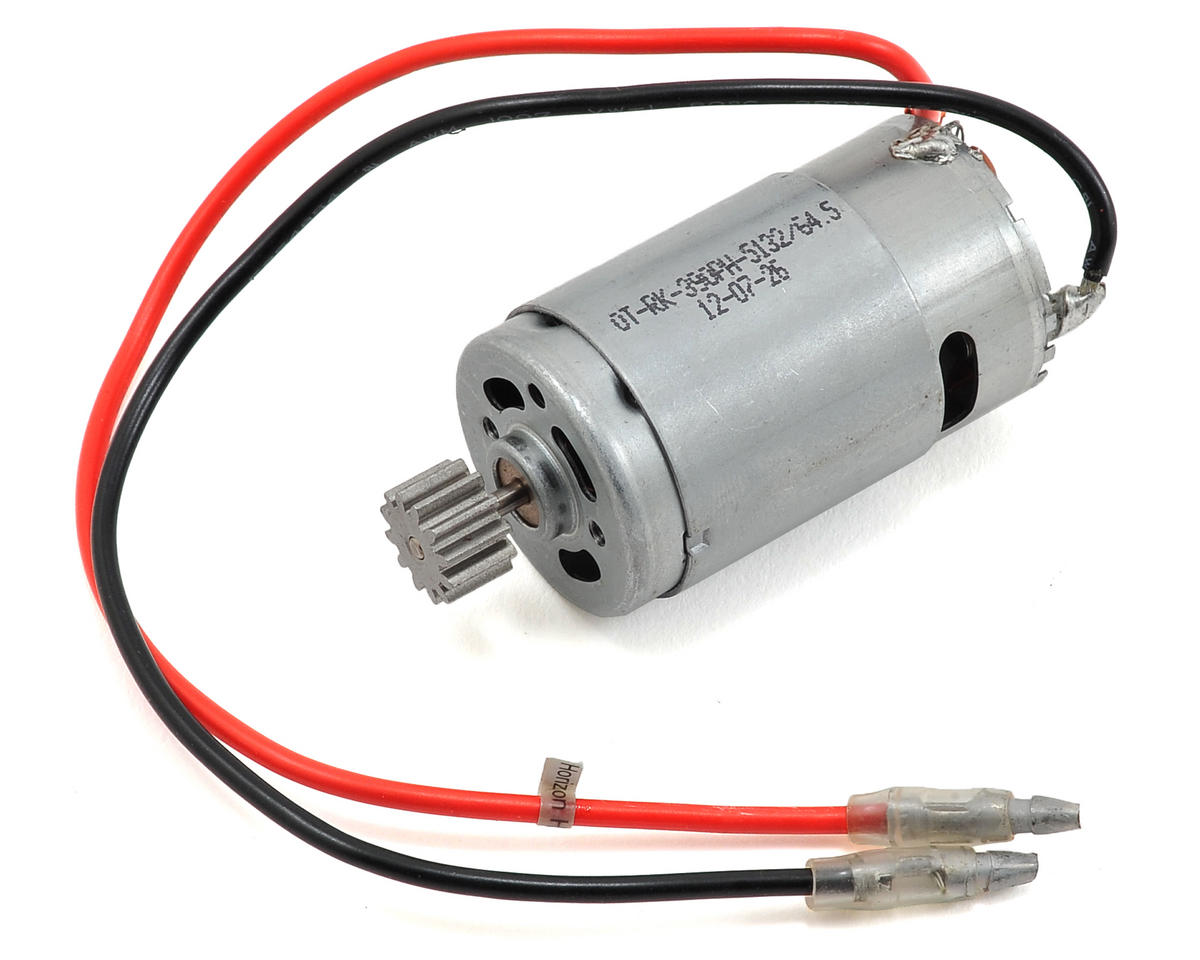 HobbyZone Motor with Pinion: SC LP