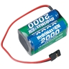Hobbico HydriMax 2000mAh 4.8V 4S NiMH Square AA Receiver Pack