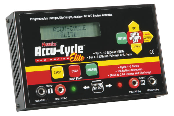 Accu-Cycle Elite Battery Cycler