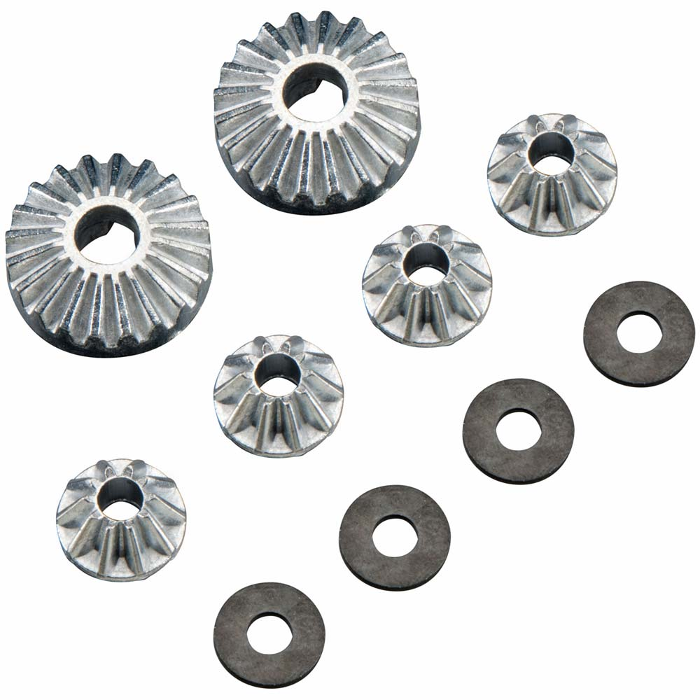 101087 STEEL DIFF GEAR SET