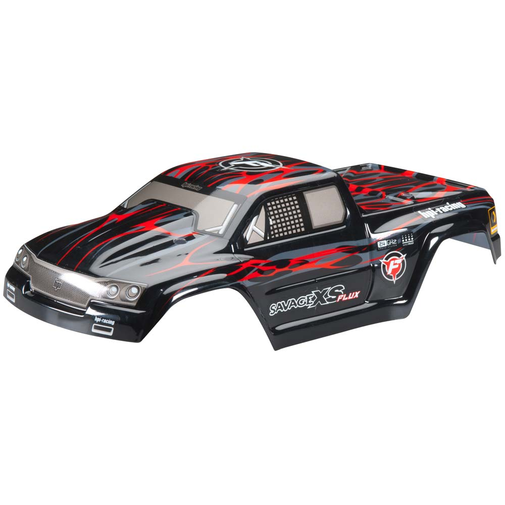 105274 GT-2XS Painted Body Red/Black/Grey