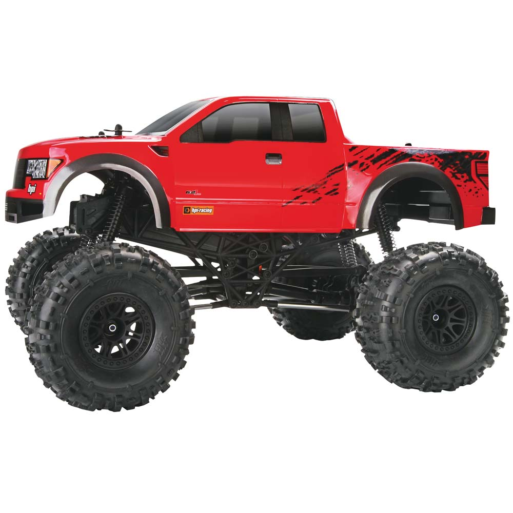 115118 1/10 Crawler King w/Ford Raptor Body RTR