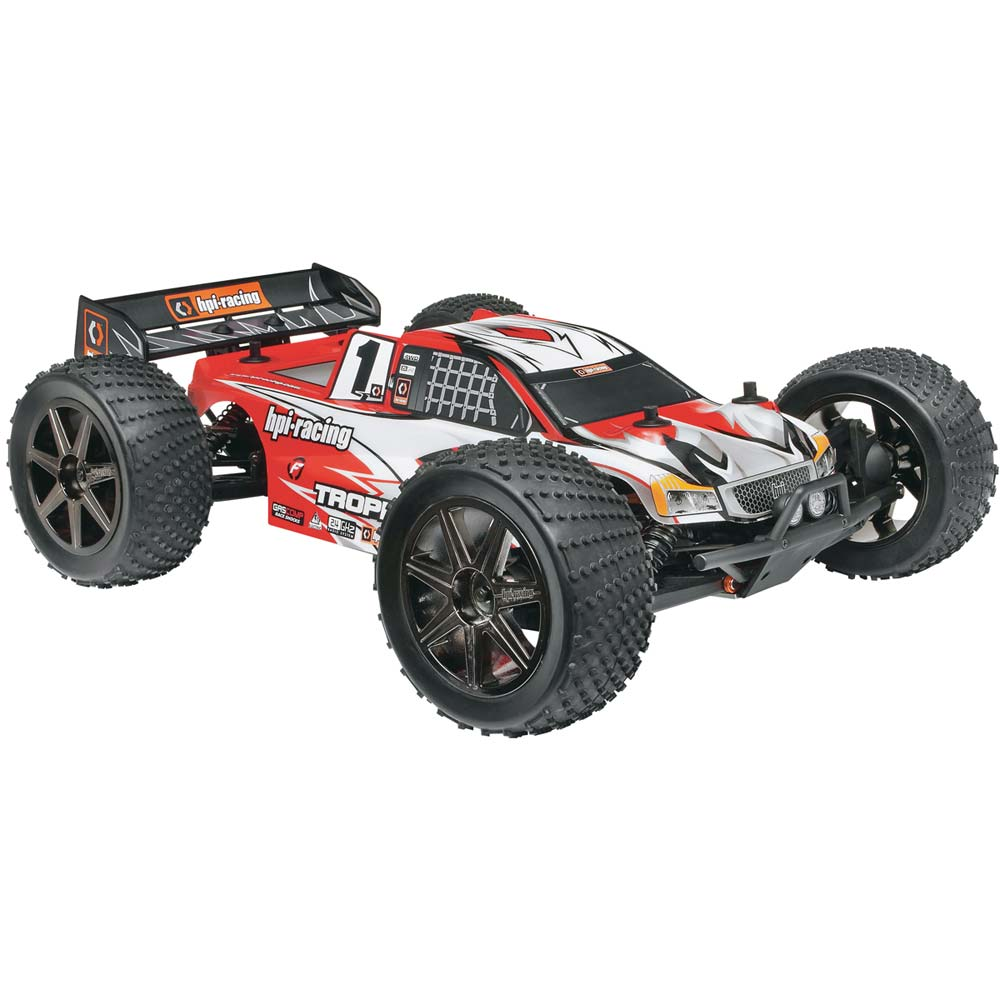 107018 Trophy Truggy Flux RTR