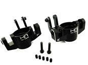 Aluminum Steering Knuckle Set, Axial Yeti XL
