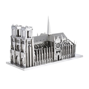 ICONX 3D Metal Model Kits - Notre Dame
