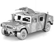 ICONX 3D Metal Model Kits - Humvee
