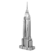 ICONX 3D Metal Model Kits - Empire State Building