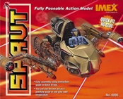 Robogear Sprut Battle Vehicle Robogear