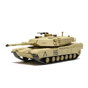1/72nd Scale RTR RC Battle Tank - US Abrams M1A1