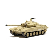 1/72nd Scale RTR RC Battle Tank - Iraqi T-72M1