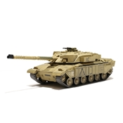 1/72nd Scale RTR RC Battle Tank - British Challenger 1