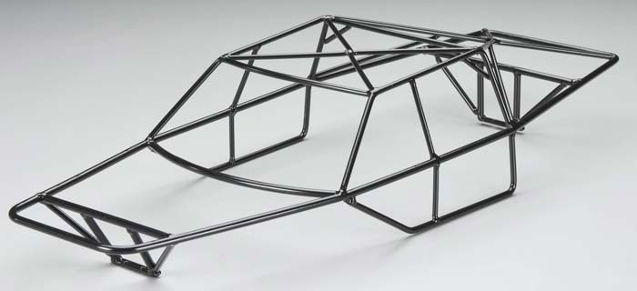 Integy Steel Roll Cage Slash 4x4