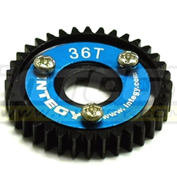 Integy 36T Steel Spur Gear: Revo