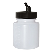 Cylinder with 38mm Airbrush Cap: 3 oz
