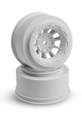 HAZARD - SLASH FRONT WHEEL WHITE