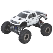 Illuzion Ford Raptor SVT Clear Body: Stampede