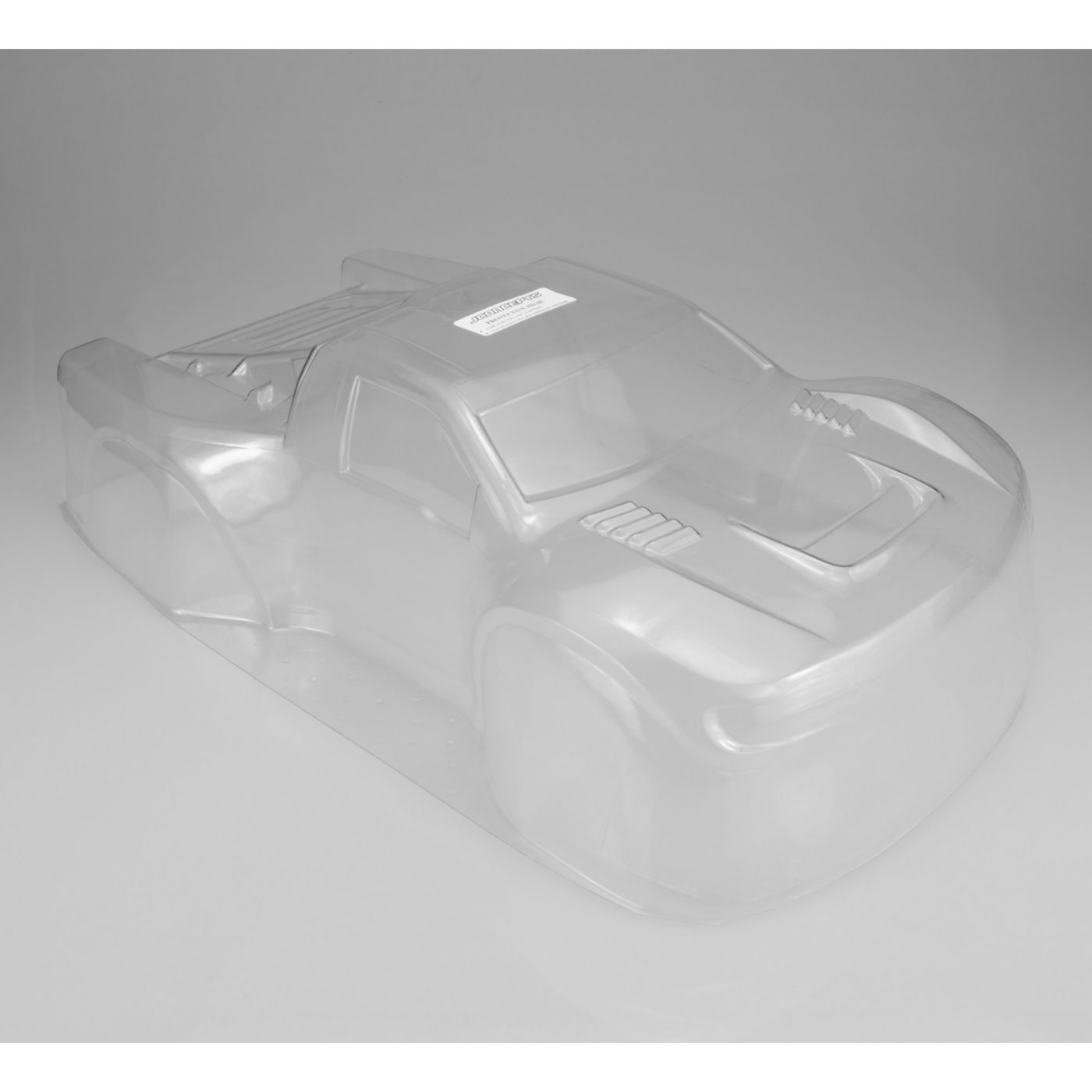 Illuzion Ford Raptor SVT XFlow Clear Body: SC
