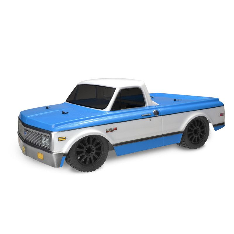 1972 Chevy C10 Clear Body, requires JCO2173:SLH
