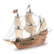 Latina 1/90 San Francisco II - wooden ship