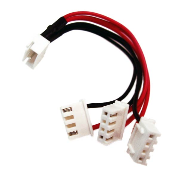 Three-Way LED Strip Adapter