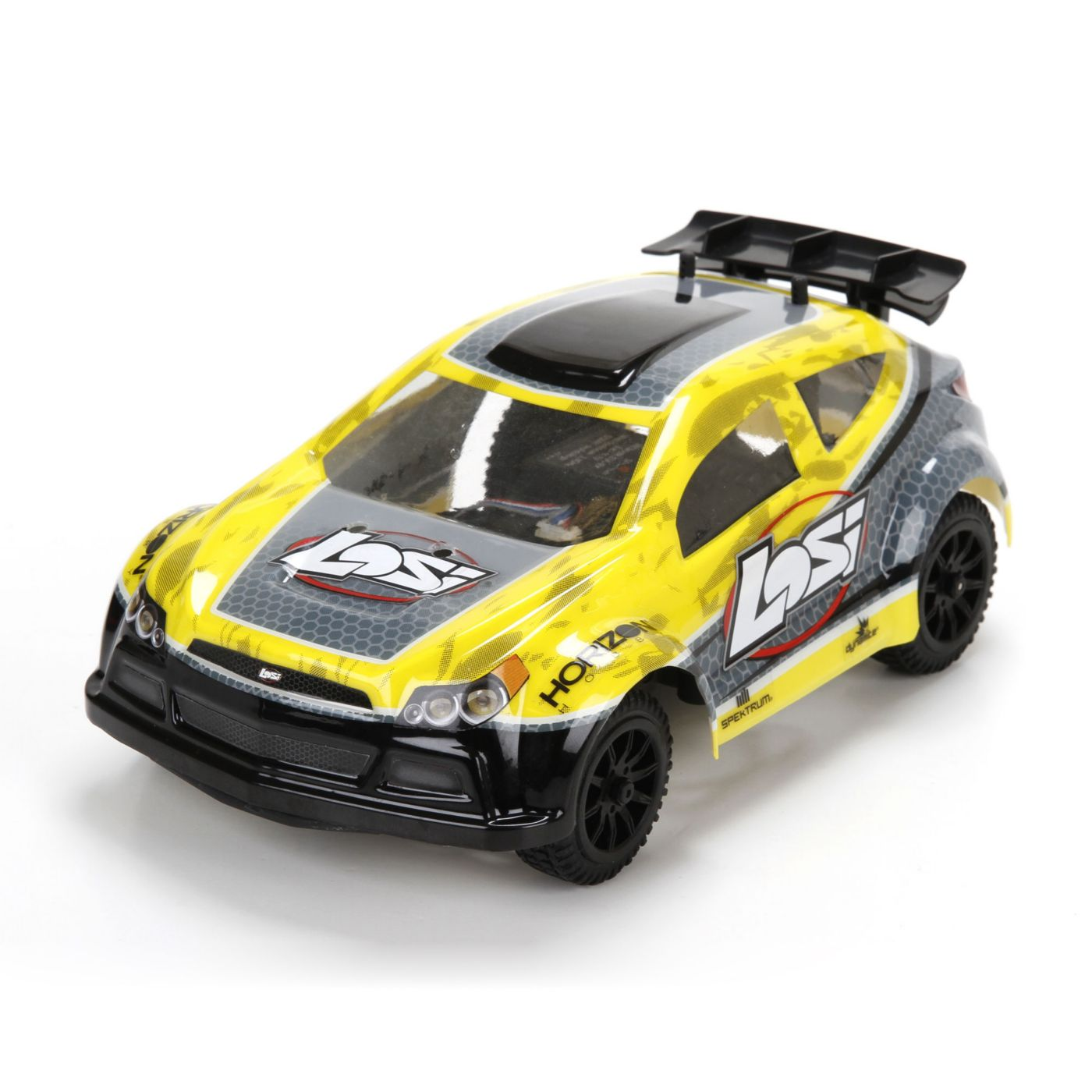 1/24 Micro Rally X 4WD RTR Yellow