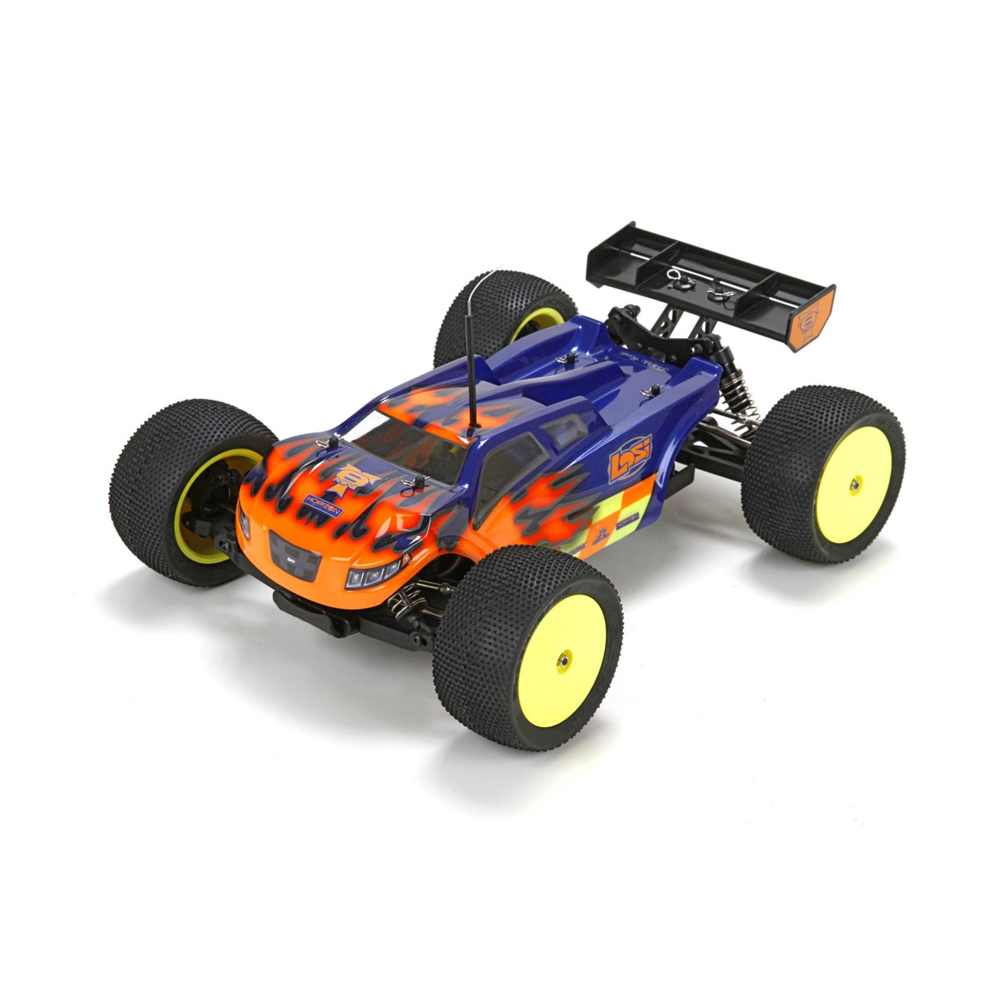 Mini 8IGHT-T RTR, Phend Edition:1/14 4WD Truggy