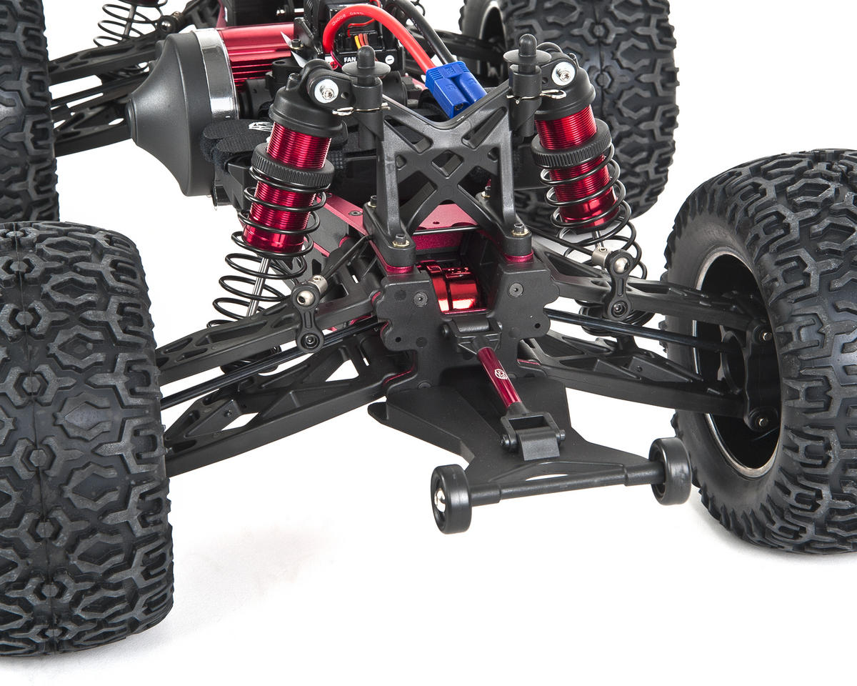 LST XXL2-E RTR, AVC: 1/8 Electric 4WD MT - LOS04004