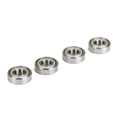 Bearing, 8x19x6mm, (4): 1: 5 4wd  DB XL