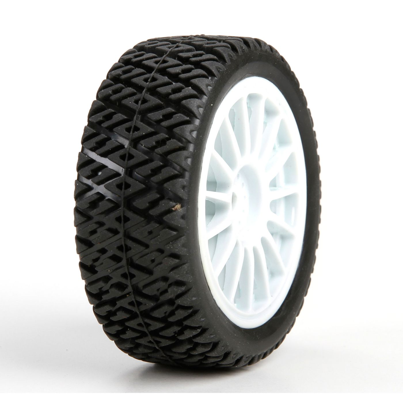 FF/RR Gravel Spec Tire,(2) Mounted: Mini Rally