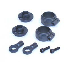 Shock Spring Clamps & Cups
