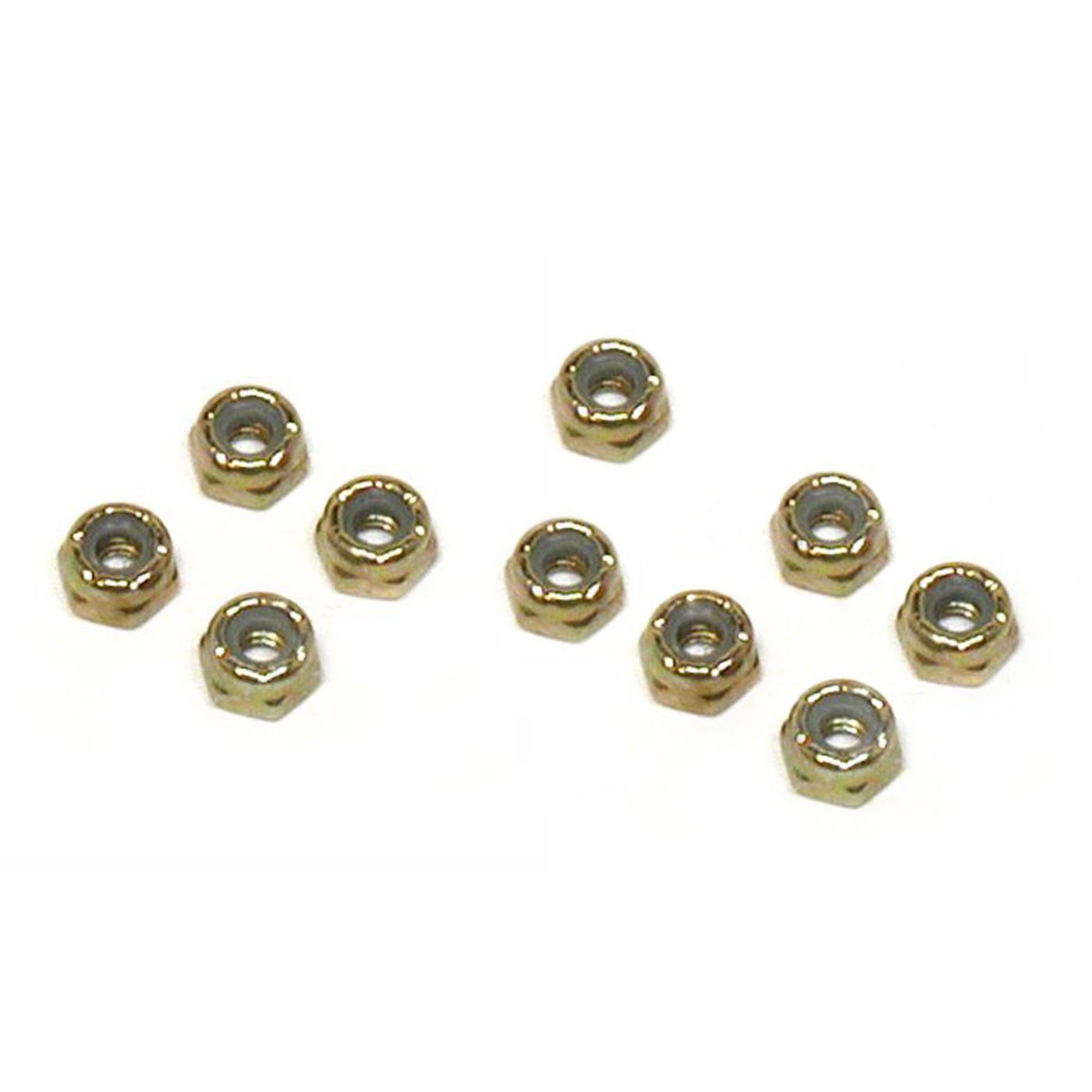 Losi 5-40 Locking Nuts, steel