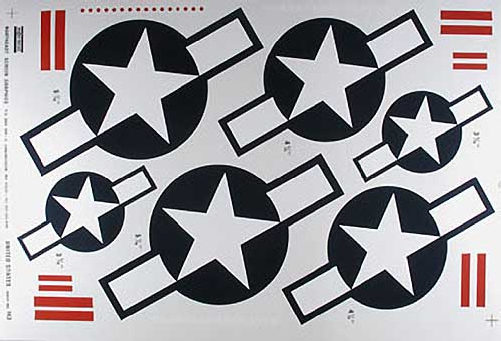 Major Decals Pressure U.S. w/Bars .40
