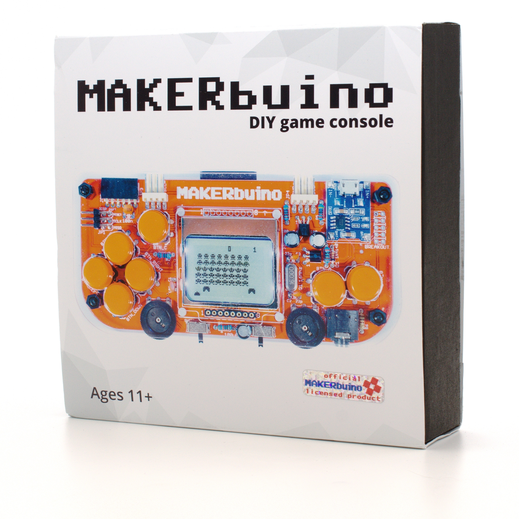 MAKERbuino Kit With Tools