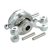 Microheli Double Bearing Steel Tail Pitch Slider: Blade 130 X