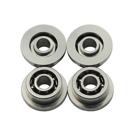 Microheli 1.5x4x2 Radial with Flange Bearing