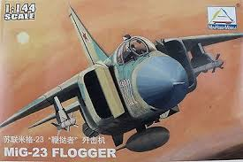 1/144 Russian Mig 23 Flogger