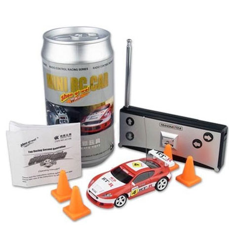 Micro Soda Can RC Car - MIC1400