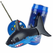 RC Soda Can Shark Boat
