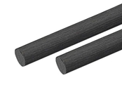Midwest Carbon Fiber Rod, 24in., .125 (2)