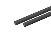 Midwest Carbon Fiber Rod, 24in., .098 (2)