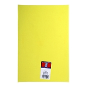 Midwest 704-01 Yellow Sheet PVC .005