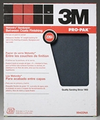 3M Wet or Dry 220 Grit( Single Sheet) Sandpaper
