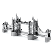 London Tower Bridge Metal Sculpture